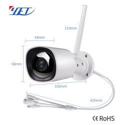 Verre Controle van de Steun van de Camera's van de Camera van kabeltelevisie van het toezicht 1080P de Draadloze WiFi Verborgen