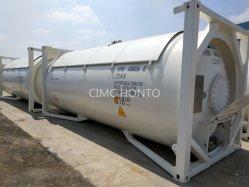 ASME 20FT cbm 24.7T50 de Gás Propano GPL contentor ISO