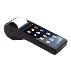 휴대용 모바일 핸드헬드 Billing POS 컴퓨터(프린터 포함)