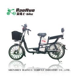 2020 Junta delantero Reposapiés de 48V de 20 pulgadas 350w bicicleta eléctrica con el pedal a la venta
