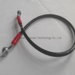 Tubo flessibile di nylon Braided automatico del freno di memoria dell'acciaio inossidabile