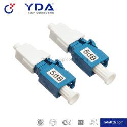 FTTH Single Mode LC UPC APC Male naar Female Fiber Optische demper