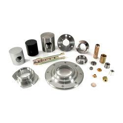 Acero inoxidable de precisión personalizado de fresado torno gira de la máquina de mecanizado CNC de aluminio mecanizado de piezas