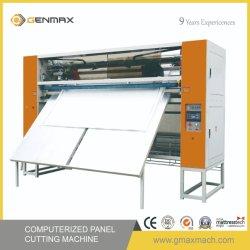 Geautomatiseerde het Watteren van het Knipsel van de Grens van de Matras Machine voor de Machine van de Matras