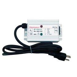 1 Таким образом 250V 20 ка 10A разъема и светодиодный индикатор питания стабилизатор напряжения устройства защиты от воздействий молнии