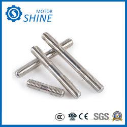 O OEM & ODM em aço inoxidável de alta precisão pequena do eixo do motor eléctrico