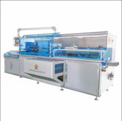工場は中国からエアクリーナーが付いている半自動熱い溶解の接着剤ボックスパッキング機械を作った