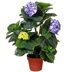 Fleur artificielle en plastique décoratifs Usine de Bonsai