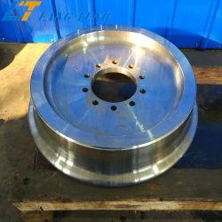 Пользовательские налаживание углеродистая сталь для тяжелого режима работы контактного колеса