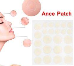 Cuidado de la piel acné grano parche hidrocoloide médicos OEM el acné de la espinilla parche