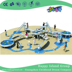 Outdoor Metal water Circulation System Play Game for Children (HHK-6102)