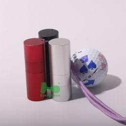 Marcadores de golfe Golf Tee Carimbos de borracha Metal Personalizada Marcador de Esferas