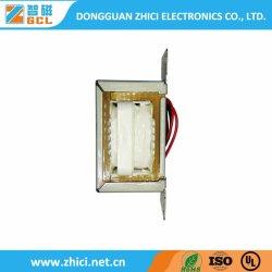 UL de goedgekeurde ElektroAC van het Lage Voltage van de Reeks van EI Transformator van het Signaal voor AudioVersterker