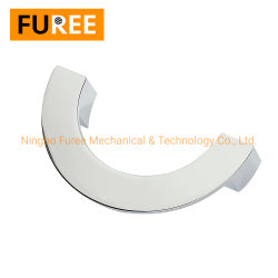 OEM Electroplate Zink Aluminium Forging die Cast Product, Metal Alloy die Casting Parts for Bathroom Product/Furniture Parts/door Handle Accessories