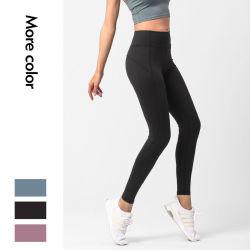 Mesdames Seamless serrés des pantalons de yoga Yoga Nine-Point d'usure