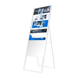 1 jaar online ondersteuning voor superslanke LCD-reclamespelers, reclamedisplays, digitale reclameapparatuur voor binnen