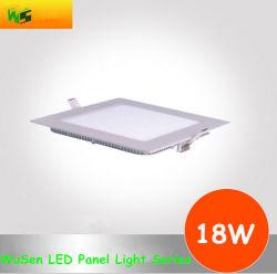Super Bright 18W panneau LED carrés vers le bas de plafond de la lumière avec ce&RoHS