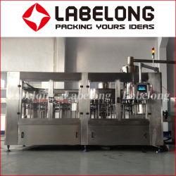 Frasco Pet automática de bebidas carbonatadas bebida/Gás /Soda água líquida 3 em 1 /Enchimento de fábrica de máquina de engarrafamento