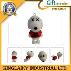Aangepaste Promotional Cute 3D Cartoon USB voor Gift (k-3d-002)