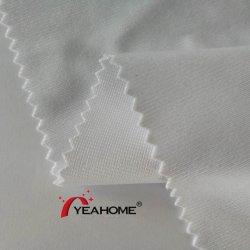 320cm Tricot Poliéster branco tecido stretch para impressão por sublimação térmica