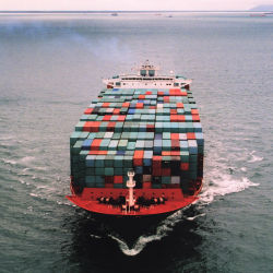 Navio de Guangzhou/Shenzhen a Los Angeles