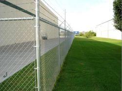 Durable et souple de clôture de maillon de chaîne