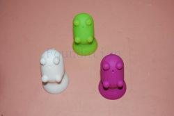 Les jouets divers produits en caoutchouc de silicone