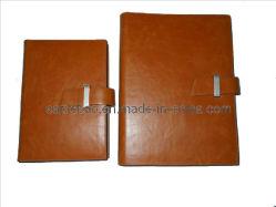 Nouveau design promotionnels personnalisés PU/PVC /ordinateur portable en cuir véritable (SDB-1120)