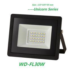 Proiettore ad alta potenza IP65 riflettore per esterni 10W 20 W. Proiettore LED da 30 W, 50 W, 100 W, 150 W, 200 W, con un prezzo molto basso Prezzo