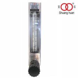 Krohneのタイプ測定の腐食性の液体か空気Dn6ガラス管の流れメートル