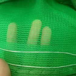 Verde, Azul, 100% virgen de la construcción de HDPE la construcción de la barrera de seguridad Net, andamios (andamio) neta neta, suciedad, PE sombreado (sombra) Net