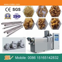 自動人工的な大豆蛋白肉食品加工ライン