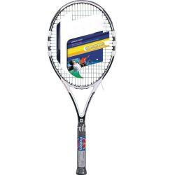 Racchetta di tennis della fibra del carbonio di alta qualità da vendere