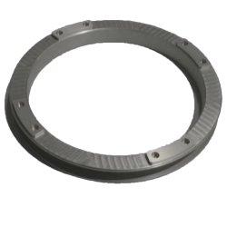 Aluminio CNC de piezas mecanizadas, piezas de comunicación