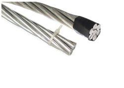 Vier Kern-zusammengerolltes Luftkabel 0.6/1kv für obenliegende Stromleitungen