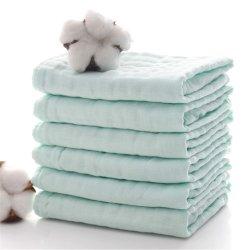 Banheira de bebé Bronzeiam por Mukin - Muslin toalhas de rosto para recém-nascidos, panos de lavagem ultra-suave para bebês toalhetes de Bebé para a pele sensível do bebê bebê perfeito Chuveiro Dom