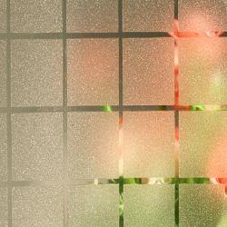 L'adsorption électrostatique Glitter statique Frost Fenêtre 3D'autocollant de Verre pour la fenêtre du film de vinyle de la vie privée