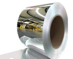 Finition miroir réflecteur feuille en aluminium pour l'éclairage