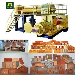 Macchina per fabbricare i mattoni prodotta fabbrica professionale dell'argilla