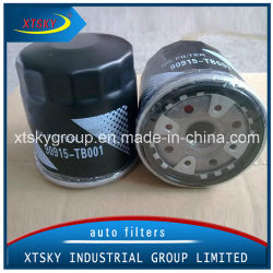 Heiße Sale China Supplier Autoteile Oil Filter (90915-TB001)