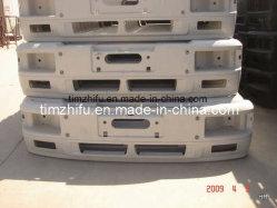 Panneau de caisse de camion pièces par le SMC y compris la grille de bouclier de l'aile Arch Toit du châssis du capot