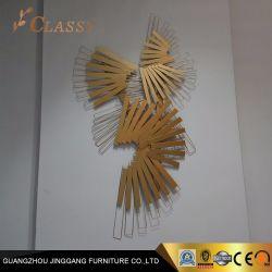 صناعة المعادن الزخرفية مواد البناء المعدنية على الجدار