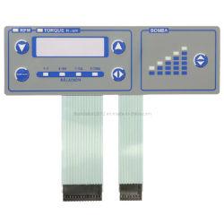 Клавиатура панели печатной платы клавиатуры мембранного переключателя