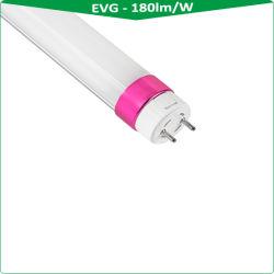 중국 출하 시 파손 방지 초고휘도 상용 160lm/W 4ft G13 18W 300° 1.2m 85-265V T8 나노 LED 튜브 조명