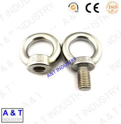 めっきされる亜鉛との持ち上がるアイボルトかナットDIN580 DIN582