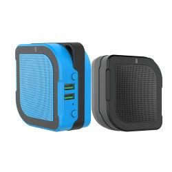Drahtloser Bluetooth mini beweglicher Lautsprecher mit Bank der Energien-3000mAh