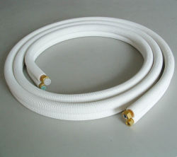 Isolé A/C cuivre aluminium Tube de connexion pour la réfrigération du chauffage