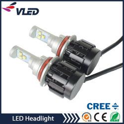 クリー族LEDのヘッドライトの変換キット9004 60W 46400lm車ライト