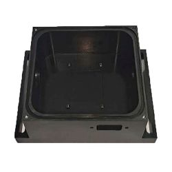 ステンレス鋼を機械で造るCNCは自動車のためのCNCの深い穴の機械化の部品を分ける
