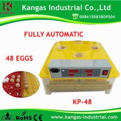 Продажа высокое качество сертификат CE верхней части корпуса термостата на куриное яйцо инкубатор (KP-48)